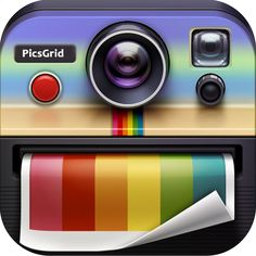 #App Of The 07 Jul 2017 PicsGrid Photo Collage Maker by Fotolabz http://www.designnominees.com/apps/picsgrid-photo-collage-maker