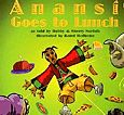 "Anansi Goes To Lunch  From ""Read to Me: A Youth Reading Program""  Read by Internationally known Storytellers, Bobby and Sherry Norfolk.    Anansi is invited to three concurrent parties and wants to attend them all. He finds himself getting tugged and caught in the middle when the food is ready at all three parties at the same time."