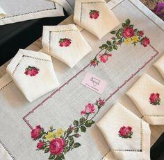 Embroidered Bedding, Needlepoint, Cross Stitch Patterns, Free Pattern, Invitations, Crossstitch, Handmade, Cross Stitch Rose, Make Money Now