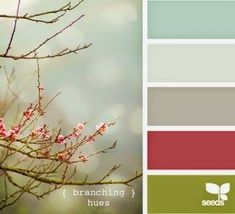 Love this palette. Fresh tones that are perfection when using as pops of color against a neutral base. Love!