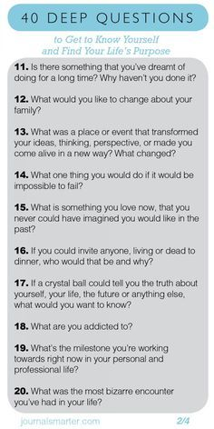 Better questions lead to better answers. Better answers lead to better actions. Here's a comprehensive list of deep questions to ask yourself. Questions To Get To Know Someone, Deep Questions To Ask, Getting To Know Someone, Get To Know Me, Random Questions, Deep Conversation Topics, Interesting Conversation, Journal Questions, Mental Health Journal