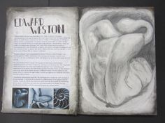 Beaumont School: GCSE Artist research A Level Sketchbook, Textiles Sketchbook, Sketchbook Layout, Gcse Art Sketchbook, Sketchbook Inspiration, Sketchbook Ideas, Levitation Photography, Abstract Photography, Artist Research Page