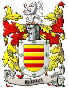 Get the Gomez Family Crest designed onto custom jewelry today, including rings and cuff links, and learn about the history of this extraordinary crest. Family Shield, Armadura Medieval, The Munsters, Retro Logos, Family Crest, Crests, Coat Of Arms, Cool Artwork, Tatting