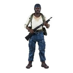 The Walking Dead TV Series 5 Tyreese Action Figure from McFarlane!
