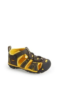 Keen 'Seacamp II'  Waterproof Sandal (Baby & Walker) available at #Nordstrom
