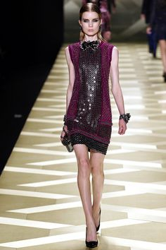 Roberto Cavalli Fall 2013 RTW - Review - Fashion Week - Runway, Fashion Shows and Collections - Vogue