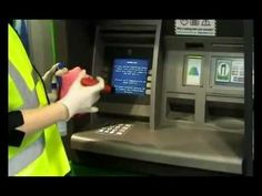 Cleaning Service Mesin ATM Bank di Bandung | Grades Home Cleaning