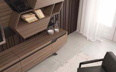 Bergama Tv Ünitesi.. #macitler #modoko #masko #adana #design #designer #tasarım #mobilya Tv Unit Design, Dream Furniture, Bed Rooms, Living Room Modern, Furniture Collection, Sideboard, Console, The Unit, Shelves