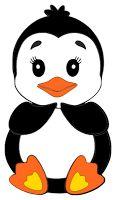 Free Svg file Penguin Card making scrapbooking