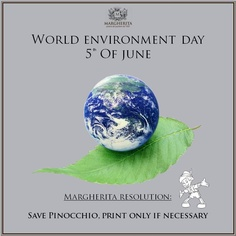 Contribute in saving the environment and post your resolution