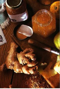 Ginger Marmalade recipe from the Women's Institute