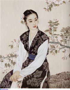 wang meifang art | Wang Meifang, Zhao Guojing