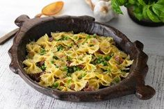 Farfalle Pasta with Prosciutto and Peas | Yours magazine | The read of your life every fortnight