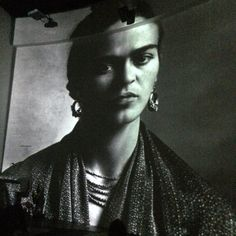 Frida_Exposição Conexões entre Mulheres Surrealistas no México_instituto Tomie Ohtake SP