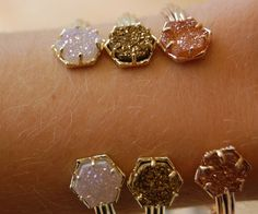 kenra scott bracelets. I'll take one in every color!