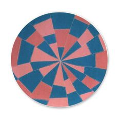 Louise Bourgeois 'Pink and Blue' Plate                                                                                                                                                                                 More