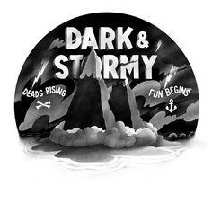 Dark and Stormy | Illustrator; McBess