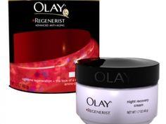 Olay Regenerist Night Recovery Cream   Drug Store Find