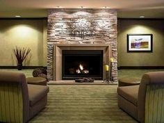 96 best Fireplace Tile Ideas images on Pinterest | Fireplace set ...