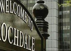 Welcome to Rochdale. Tv Aerials, Rochdale, British Isles, Beautiful Islands, Northern Ireland, Travel, Trips, Traveling, Tourism