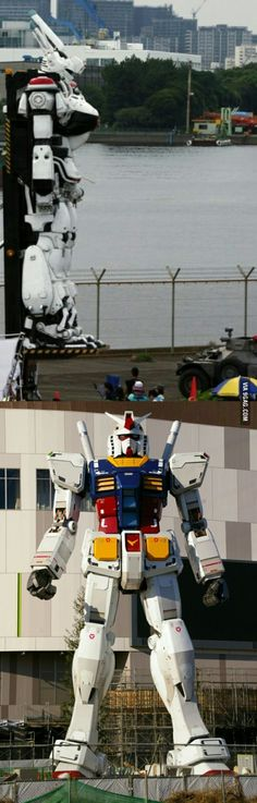 I guess Japan is trying to build a new kind of army.