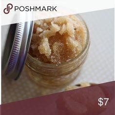 Vanilla Sugar Scrub Made with all natural ingredients. Sorry no trades. Lush Makeup