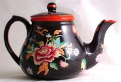 c1820-Davenport-hand-painted-small-teapot