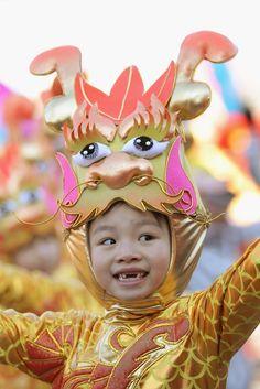 21 Enchanting Photos Of Chinese New Year Celebrations
