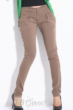 Fashion Button Pleated OL Skinny Pants http://www.tbdress.com/product/Wonderful-Fashion-Button-Pleated-Ol-Skinny-Pants-10926756.html
