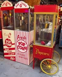 vintage popcorn machine for sale - Google Search