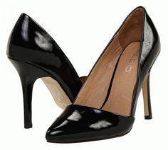 #ALDO Flicker Asymmetric Pointed Shoe Pump, $80. Available in beige too