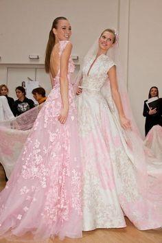 Elie Saab S/S 2012 Haute Couture