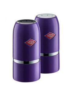 Wesco Salt & Pepper Shaker Set - Indigo   Homeware Boutique