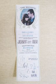 Carmel Valley Wedding from Paper Antler