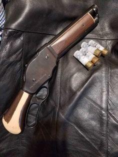 Firearms Friday, Lever-action 12 Gauge SBS - Imgur