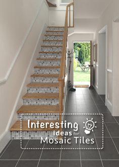 Interesting Ideas For Mosaic Tiles