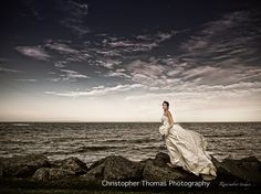 Alana & Simon's wedding day although eventful was a beautiful breezy day with the ceremony just outside Sails at Redcliffe and a stunning reception upstairs overlooking the ocean. Happy Anniversary, Brisbane, Sailing, Reception, Wedding Day, Wedding Photography, Ocean, Flow, Weddings