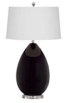 "Hamlin 31"" H Table Lamp with Empire Shade"