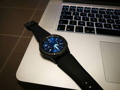 The Samsung Gear S3 is is far ahead of its competitors. Cc @samsung_be My review (in dutch) is in my bio.  #samsung #gears3 #samsunggear #samsunggears3 #smartwatch #watch #wearable #gadget #technology #tech #techreviewer #techblogger #blogger #belgianblogger