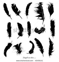 Find feather vector stock images in HD and millions of other royalty-free stock photos, illustrations and vectors in the Shutterstock collection. Feather Clip Art, Creative Thinking, Bird Feathers, Artist At Work, Logo Inspiration, Textured Background, Vector Art, Tattoo Designs, Royalty Free Stock Photos