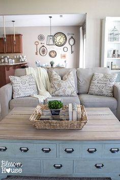 rsticos desayunador industrial formas ideas comedor muebles pintados upcycling