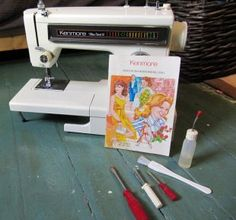Basic Sewing Machine Maintenance: Cleaning and Oiling