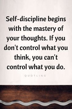 Quotes The first step towards controlling your life is controlling your thoughts, The moment your thoughts come under your control, your destiny also comes in your control.