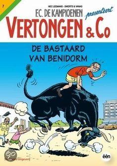 Vertongen & c° 07 De bastaard van Benidorm