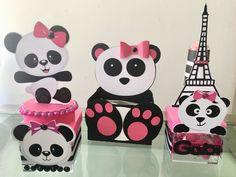 Personalizados Panda em Paris