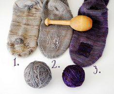 How to Darn Knits