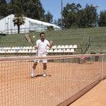 Elegante deporte del tenis; una actitud ante la vida