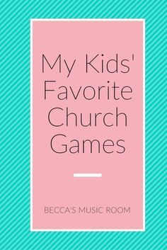 My Kids' Favorite church Games. What we play in Children's Church to help us take up time or energy! These could work for Children's Church Sunday School Awanas homeschool group elementary schools etc! Kids Church Games, School Games For Kids, Toddler Sunday School, Kids Church Lessons, Sunday School Rooms, Sunday School Crafts For Kids, Sunday School Activities, Bible Lessons For Kids, Bible For Kids