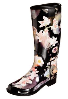 Ted Baker rubber boots