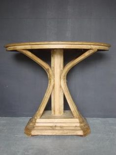 French Vintage Art Deco Bistro Table | Mecox Gardens
